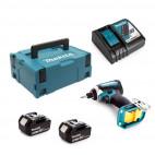 Visseuse à chocs BL 18V Li-Ion 170 Nm (2x5.0 Ah) - MAKITA DTD153RTJ