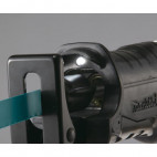 Scie sabre 18V Li-Ion (2x5,0 Ah) dans mallette de transport - Makita DJR187RTE