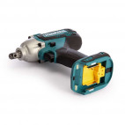 Boulonneuse à chocs 190 Nm 18 V (machine seule) en coffret - MAKITA DTW190ZJ