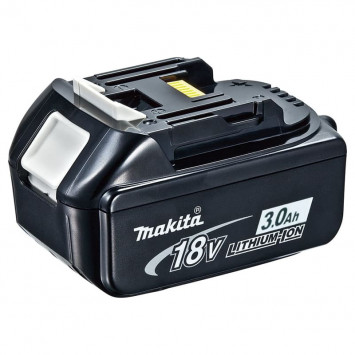Batterie 18V Li-Ion 3,0 Ah avec indicateur de charge - MAKITA BL1830B