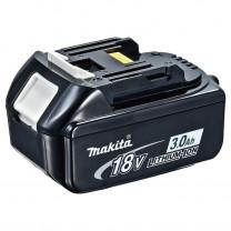 Batterie 18V Li-Ion 3,0 Ah avec indicateur de charge - MAKITA BL1830B