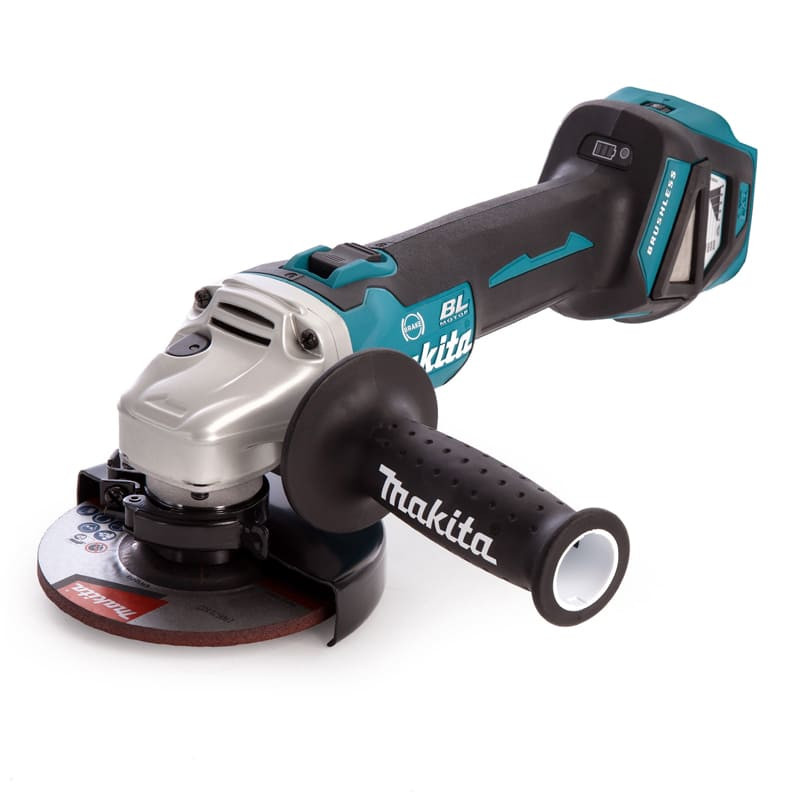 Meuleuse d'angle Ø125 mm (machine seule) - MAKITA DGA513Z