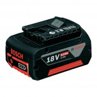 Batterie 18V 5,0 Ah Li-Ion M-C Professionnel - BOSCH GBA18V 5Ah
