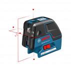 Laser combiné 5 points et 2 croix et Trépied BT 150 - CatalogueGCL25