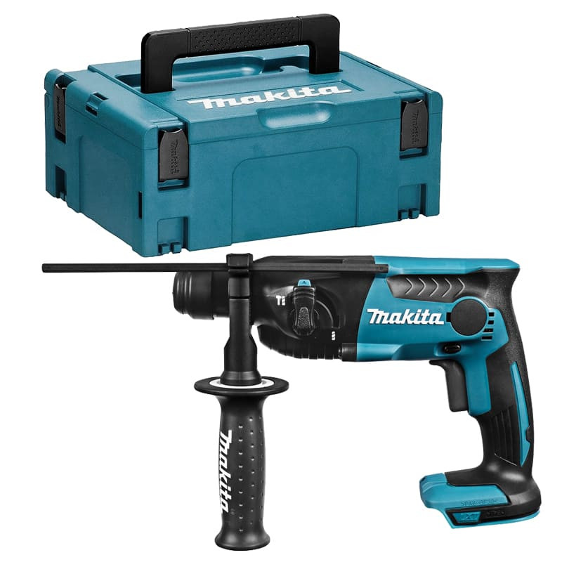 Perforateur SDS-Plus LXT 14,4V (Machine seule) en coffret - MAKITA DHR164ZJ
