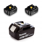 Batterie Makita 18V Li-Ion gamme LXT 5,0 Ah BL1850B