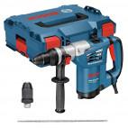 Marteau perforateur SDS Plus 900 W dans coffret L-Boxx - Bosch GBH 4-32 DFR