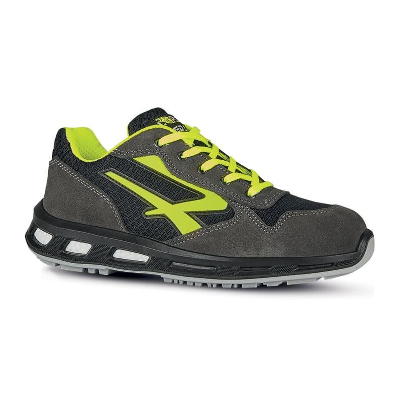 Chaussures de sécurité basses type sport - U POWER YELLOW S1P