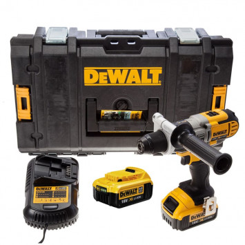 Perceuse visseuse à percussion XRP 18V 4Ah - DEWALT DCD985M2