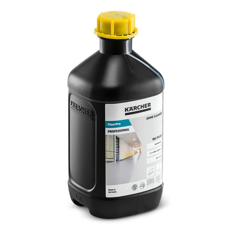 Nettoyant pour sols brillants FloorPro RM 755. 2.5 litres. - KÄRCHER 62958460