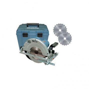 Scie circulaire 2000W 235mm dans coffret synthétique - MAKITA 5903RKX1