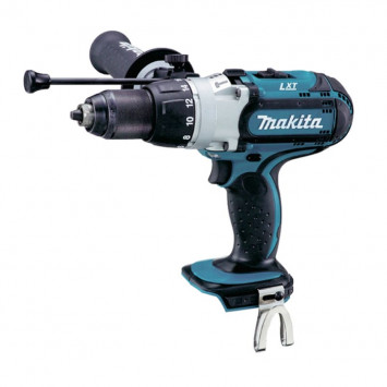 Perceuse visseuse à percussion 18V LTX (Machine seule) - Makita DHP451Z