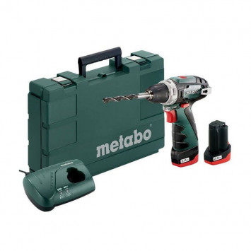 Visseuse 10,8 V (2x2.0 Ah) - METABO POWERMAXX BS BASIC (600080500)