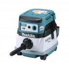 Aspirateur de classe L 36 V (2x18 V Li-Ion) moteur BL et connexion bluetooth - MAKITA DVC864LZ