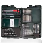 Perceuse visseuse 10.8 V 2x2.0Ah - METABO POWERMAXX BS BASIC SET (600080880)