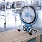 Ventilateur 14,4 -18V Li-Ion (Machine seule) - Makita DCF300Z