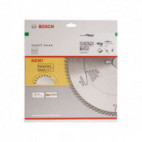 Lame de scie expert pour bois 250x30x3, 2mm (22 dents) - Bosch 2608642502