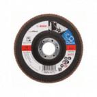 Disque à lamelles, plateau Ø 125mm Grain 60 - Bosch 2608607327