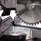 Scie à onglet radiale 1200W Ø 216 mm - METABO KGS216M