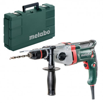 Perceuse à percussion 780 W SBE 780-2 dans coffret - METABO 600781850