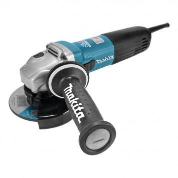 Meuleuse d'angle 125mm 1400W SAR anti-vibration - MAKITA GA5040C01