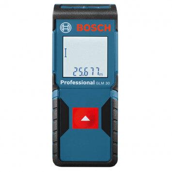 Télémètre laser portée 30m - BOSCH GLM30