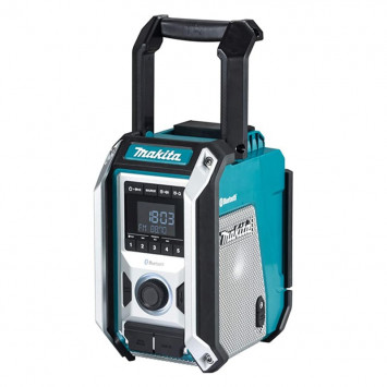 Radio de chantier Bluetooth 12 à 18 V Li-Ion (Machine seule) - Makita DMR114