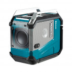 Radio de chantier Bluetooth 12 à 18 V Li-Ion (Machine seule) - Makita DMR114