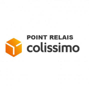 Livraison point retrait Colissimo