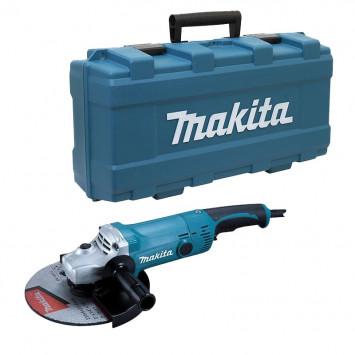 Meuleuse Ø 230 mm 2000W dans coffret - MAKITA GA9050KX