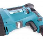 Perforateur burineur SDS-Plus 800W dans coffret avec kit d'accessoires - MAKITA HR2630TX4