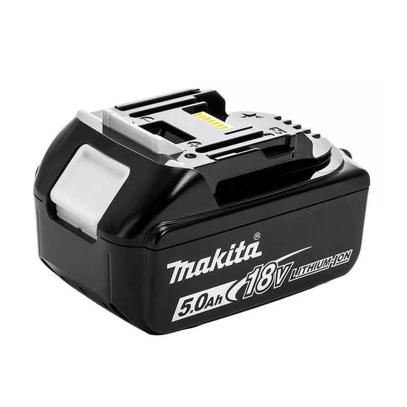 Batterie 18V Li-Ion 5,0 Ah avec indicateur de charge - MAKITA BL1850B