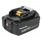 Batterie pour outil sans fil 18 V Li-Ion 4,0 Ah avec indicateur de charge - MAKITA BL1840B