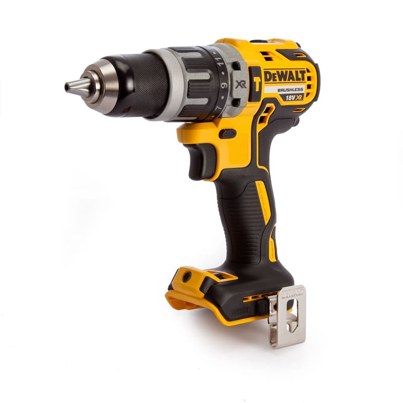 Perceuse visseuse à percussion BL 18V XR (machine seule) - DEWALT DCD796N