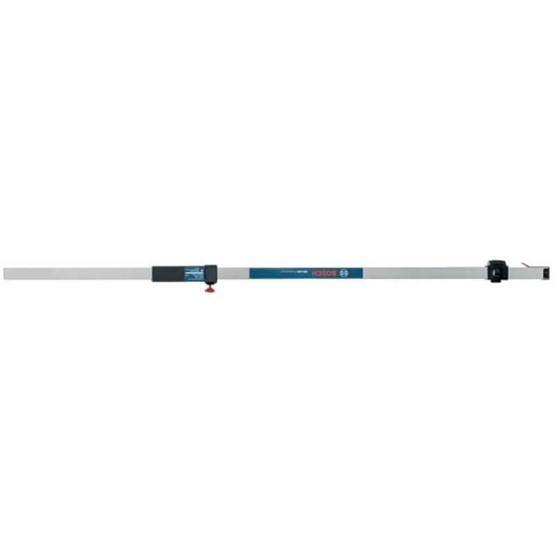Mire de longueur 2.40m pour lasers de chantier - BOSCH GR240