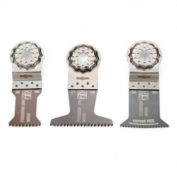 Combo E-Cut starlock Wood 3 lames de scie plongeantes - FEIN 35222967080