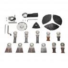 Set professionnel starlock max avec 45 accessoires pour le second oeuvre - FEIN 35222967120