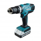 Perceuse visseuse à percussion 18V (1x1,5 Ah) - MAKITA HP457DW