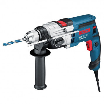 Perceuse à percussion 850W en coffret - BOSCH GSB19-2-RE