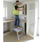 Plateforme de travail hauteur 0,5 m ODD JOB 600 - YOUNGMAN 31289800