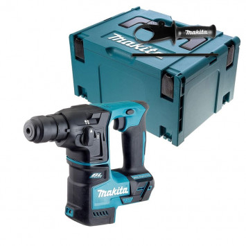 Perforateur SDS-Plus 18V Li-Ion BL en coffret Makpac - MAKITA DHR171ZJ