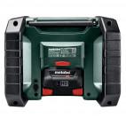 Radio de chantier 18V Bluetooth AM / FM - Metabo R 12-18 BT