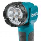 Lampe de chantier 14,4-18V Li-Ion (Produit seul) - MAKITA DML815