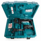 Perfo-burineur SDS-Max 36V BL (2x18V) 8 joules (Produit seul) - MAKITA DHR400ZKU