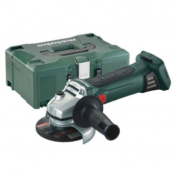 Meuleuse d'angle 18V (Machine seule ) Ø115 mm - METABO W 18 LTX 115