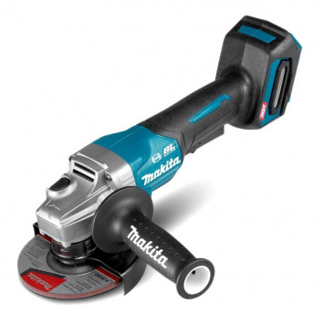 Meuleuse angulaire 40V nouvelle gamme 125 mm - MAKITA GA013GZ