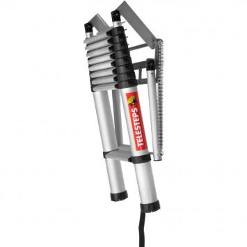Echelle télescopique de grenier 2,5 À 3,0 M - TELESTEPS TEL-60927