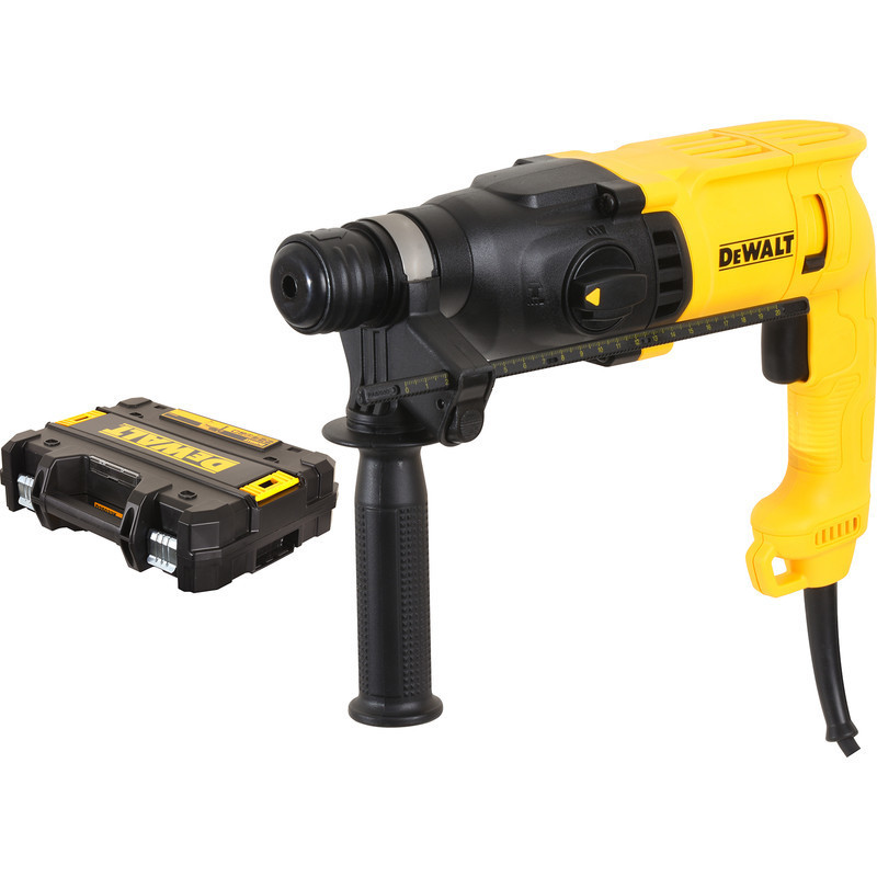 Perforateur burineur SDS+ 22mm 710W - DEWALT D25033K-QS