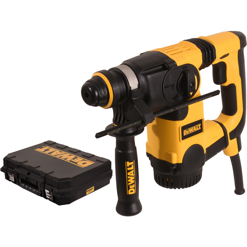 Perforateur burineur SDS+ 395W 2.8J - DEWALT D25323K-QS