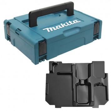 MakPac 1 avec moulage 838110-1 pour Batterie et Chargeur - MAKITA MKP1MOULE
